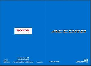 2019 Honda Accord Owners Guide
