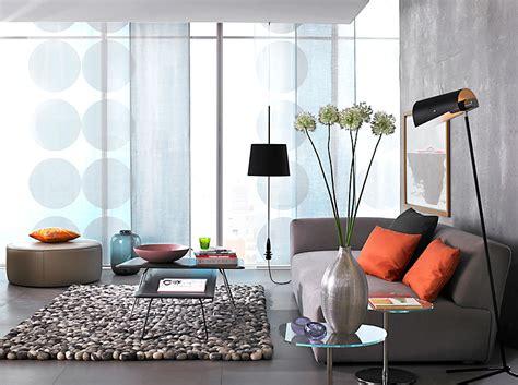 schöner wohnen schiebegardinen sa 199 modelleri fensterdekoration wohnzimmer