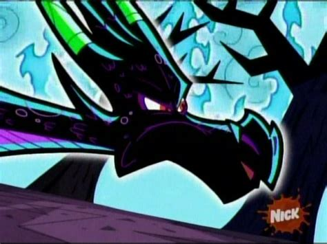 Danny Phantom Aragon Dragon Ghost Pictures To Pin On