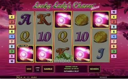 Lucky Charm Deluxe Lady Kugeln Freispiele Gewinn