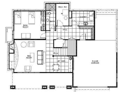 Kitchen Design Lesson Plans by Floor Plans For Hgtv Home 2007 Hgtv Home