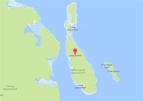 map  long island