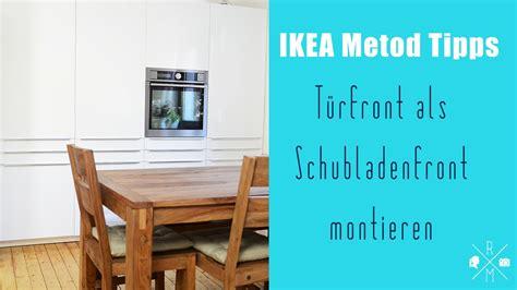 Ikea Küche Tür by Ikea K 252 Che Front Montieren Montage Ikea K 252 Che M 252 Nchen