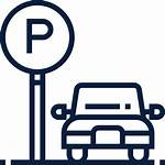 Parking Retail Tatry Ice Master Icon Estacionamiento
