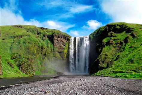 Skógafoss | IJsland.