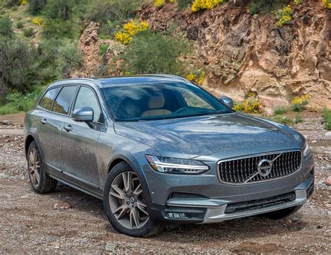 Volvo's New 2017 V90 Cross Country T6 Brings The Ultimate