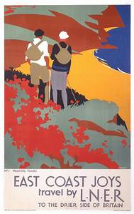 tom purvis posters for lner