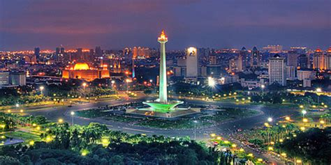 jakarta city wonderful indonesia