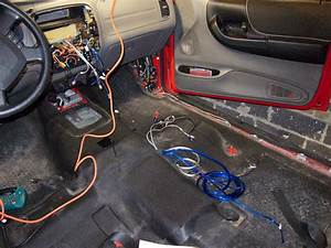 My Nav  Amp  Camera  U0026 Sub Installation