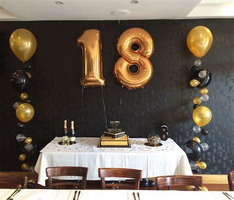 idees pour la meilleure decoration anniversaire