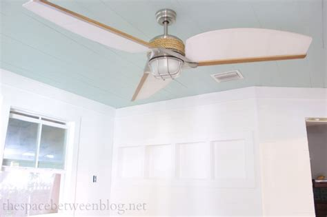 does this ceiling fan make my room look big