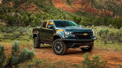 2018 Chevrolet Colorado Review & Ratings Edmunds