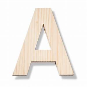 Hand made modern wooden letters target for Making wooden letters