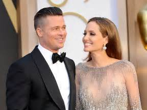 Angelina Jolie On Her Relationship With Brad Pitt
