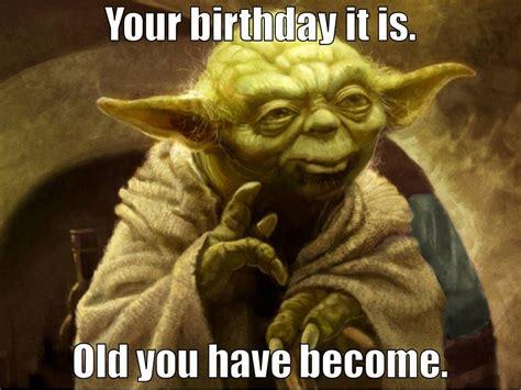 yoda birthday greeting yoda spr 252 che