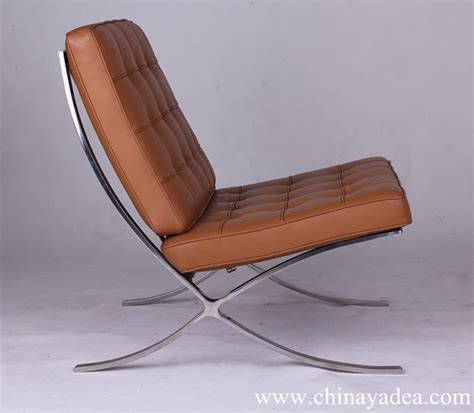 genuine leather barcelona chair dimensions news yadea