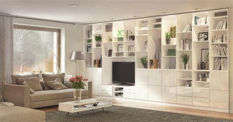 Schrank Weiß Wohnzimmer