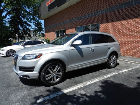 New Windsor Audi Q7 Custom Radar And Laser System