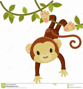 Image Gallery jungle monkey clip art
