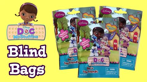 where to buy blind bags doc mcstuffins blind bag opening