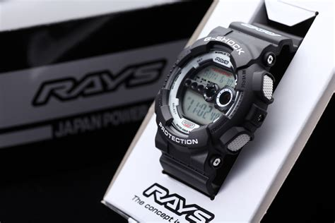 Win A Limited Edition Rays Casio G Shock Speedhunters