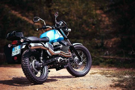 Review Moto Guzzi V7 Ii by 2017 Moto Guzzi V7 Ii Scrambler Review