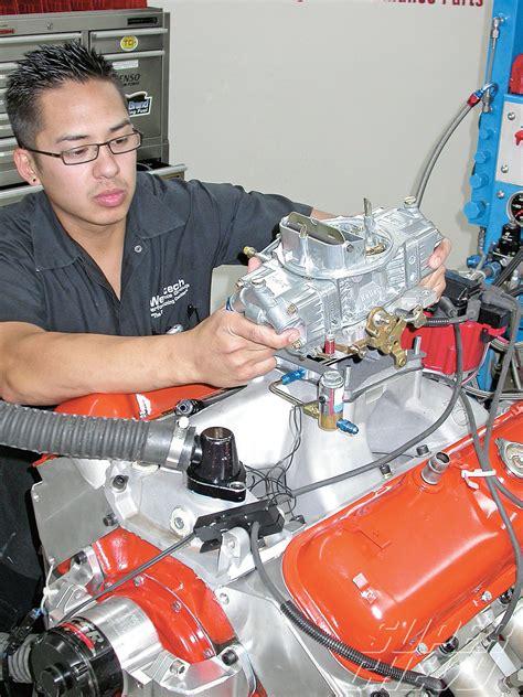 454 big block budget engine build cents rod network