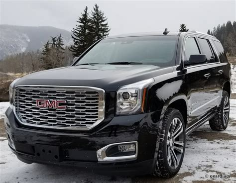 2018 Gmc Yukon Denali The Ultimate Family Wagon  Part 3