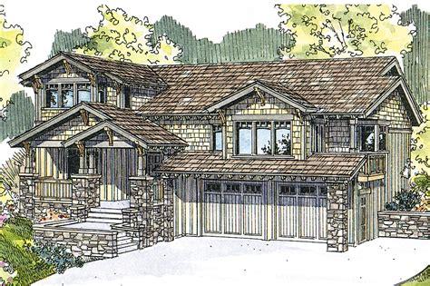 Craftsman House Plans  Kelseyville 30476  Associated
