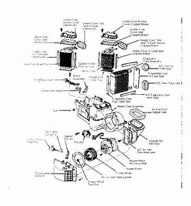 99 Ford Taurus Heater Core Diagram  Ford  Auto Parts
