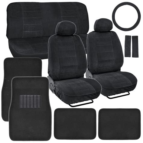 floor mats and seat covers black encore car seat covers car floor mats for auto accessories classic ebay