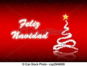 Noel En Espagnol : illustration de navidad feliz joyeux no l carte postale dans csp2946689 recherchez ~ Preciouscoupons.com Idées de Décoration