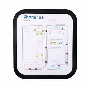 Iphone 6s Screw Diagram