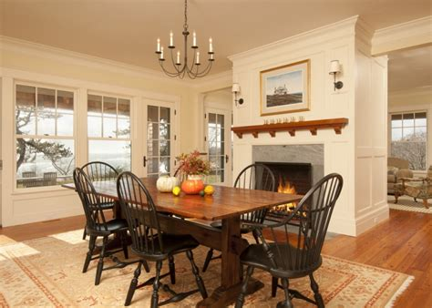 dining room fireplace designs ideas design trends