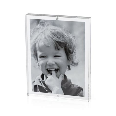 Glass Block Picture Frame 5x7 Glass Picture Frames Frames 8 10