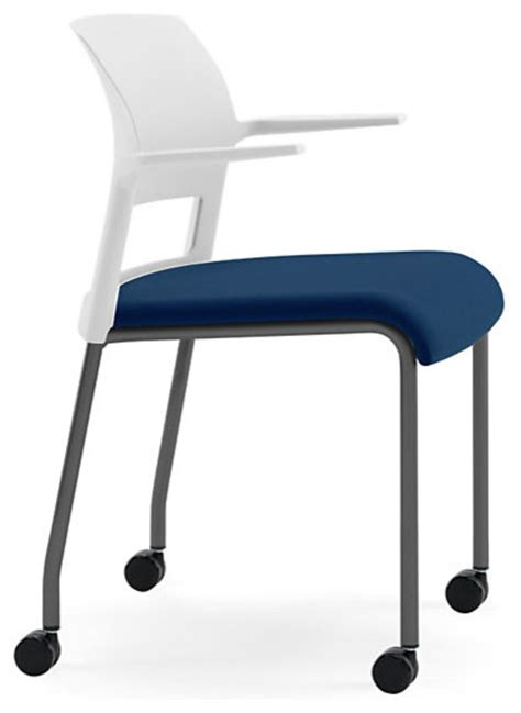 steelcase move multi use chair black frame w arms
