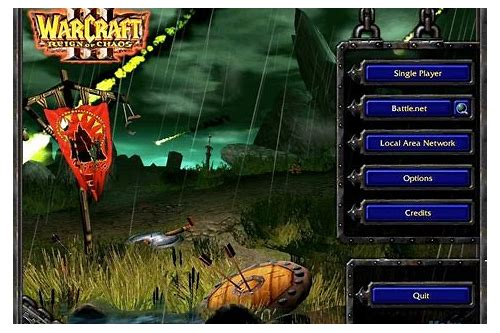 warcraft 3 saved games download
