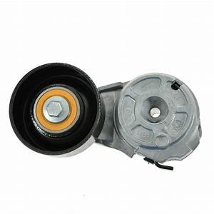 Serpentine Belt Tensioner  U0026 Pulley For Crown Vic Mustang