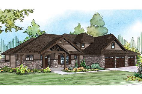 craftsman house plans cedar creek    designs