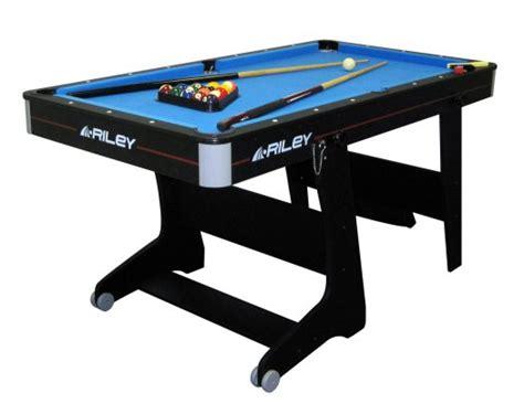 5ft folding table target riley 5ft folding pool table fp 5b liberty games