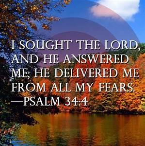 Psalm 34:4   fc3 Fort Worth   Pinterest