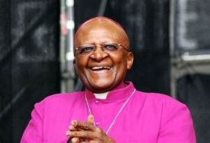Bury Me Standing Up by Why Lgbti Christians Should Give Thanks For Desmond Tutu