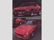 1971 Datsun 240Z Scarab GT Chevy Powered
