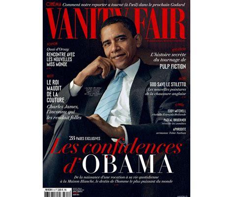 barack obama ses confidences dans num 233 ro 9 de vanity fair vanity fair