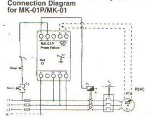 mk 01 phase failure device relay view phase failure device winston oem product details from