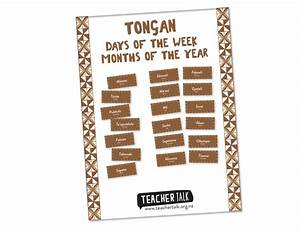 Educational Resources - Tonga