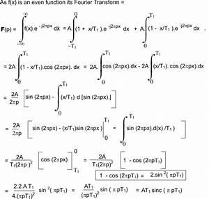 Delta Funktion Integral Berechnen : fourier transforms ~ Themetempest.com Abrechnung