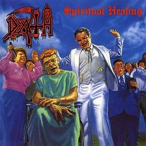 DEATH | Spiritual healing RE-ISSUE - Nuclear Blast