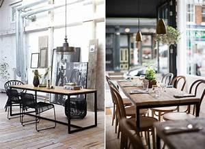 1000 idees a propos de tables de salle a manger en bois With idee deco cuisine avec chaise de sejour design