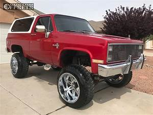 1983 Chevrolet K5 Blazer Fuel Hostage Rough Country